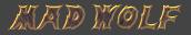 Mad Wolf Logo (GX-AX)