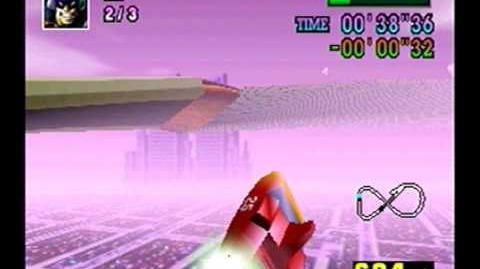 "F-Zero X - Mute City - 1'15""361 PAL 【World Record】"