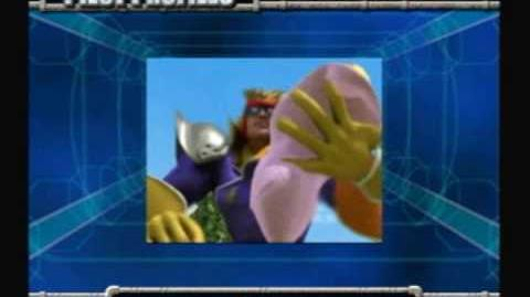 Close Call! Captain falcon