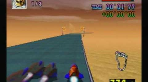 F-Zero X DD Cup 2-6 Big Foot - 1'26''340
