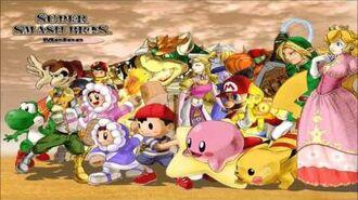 18 - Big Blue - Super Smash Bros. Melee OST
