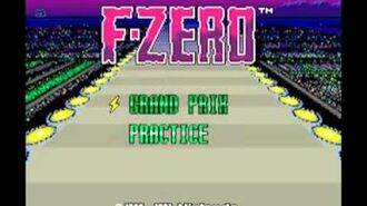 F-Zero (SNES) Music - Red Canyon