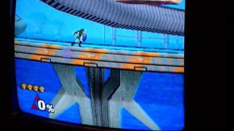 Super Smash Bros. Melee Walkthrough Part 8- F-Zero Grand Prix