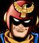 Captain Falcon GP Legend Icon