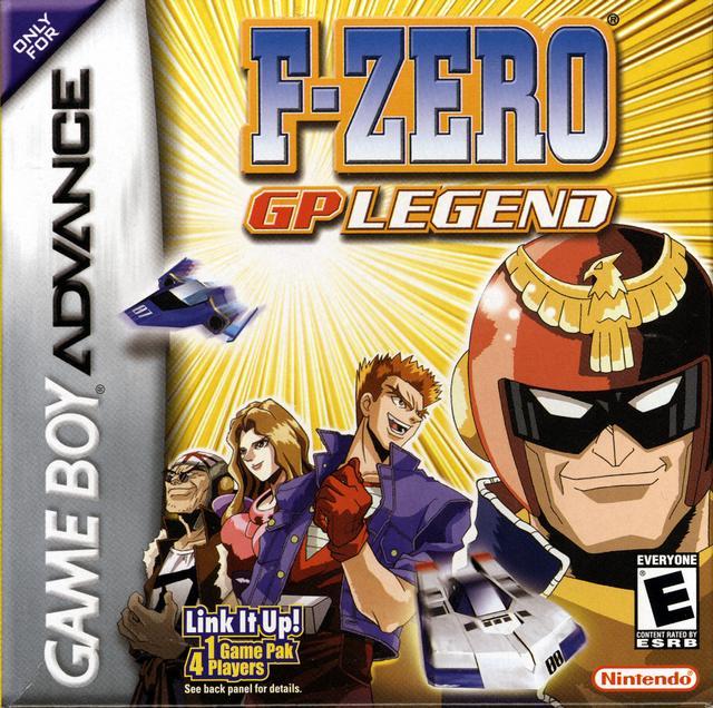F-Zero: GP Legend (video game) | F-Zero Wiki | FANDOM ...