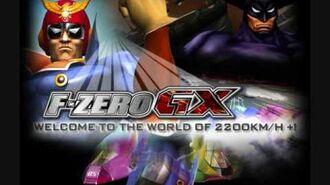 F-Zero GX - Big Blue