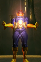 Captain Falcon with Belt