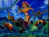 Lucy's Epic Duel