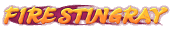Fire Stingray Logo (GX-AX)