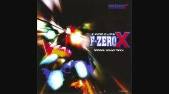 Climb up! And get the last chance! (White Land) - F-Zero X OST