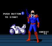 Vs. Mach Rider