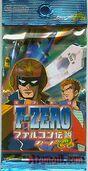 F-zero Trading cards