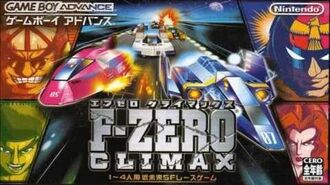 F-Zero Climax Music Big Blue