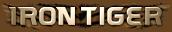 Iron Tiger Logo (GX-AX)