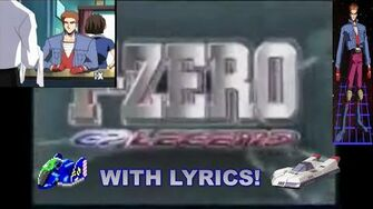 F-Zero - GP Legend American Opening (With Fanmade Lyrics!)