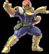 Captain Falcon (Super Smash Bros)