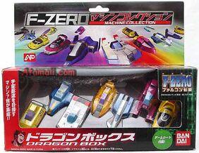 Fzero box set