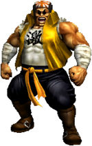 Samurai Goroh P4