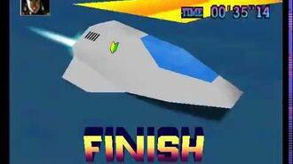 F-Zero X Custom Tracks Big Blue Dolphin Dive