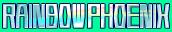 Rainbow Phoenix Logo