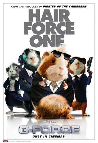 G Force Wiki Fandom
