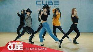 (여자)아이들((G)I-DLE) - 'Senorita' (Choreography Practice Video)