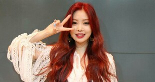 (G)I-DLE Wiki November Featured Soojin