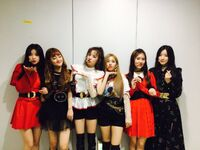 20180520 (G)I-DLE SNS Update