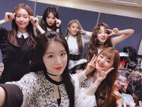 20180525 (G)I-DLE SNS Update