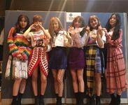 20180506 (G)I-DLE SNS Update