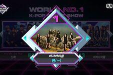 HANN M Countdown 3rd Win