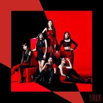 Oh My God Japanese ver. Type C Album Cover