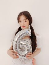 NEVERLAND Fanclub Countdown D-6 Shuhua