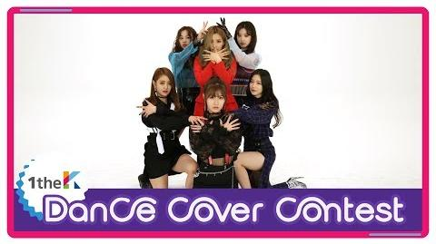 1theK Dance Cover Contest (G)I-DLE((여자)아이들) LATATA (mirrored ver.)