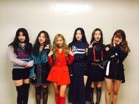 20180520 (G)I-DLE SNS Update -2