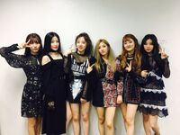 20180513 (G)I-DLE SNS Update -5