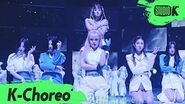 K-Choreo 6K (여자)아이들 직캠 'INTRO+Oh my god' ((G)I-DLE Choreography) l @MusicBank 200410