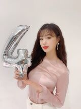NEVERLAND Fanclub Countdown D-4 Soojin