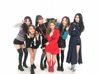 20180502 (G)I-DLE SNS Update