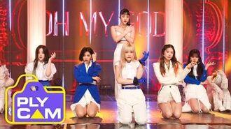 4K FULL CAM (G)I-DLE 'Oh My God' (여자아이들 풀캠) Simply K-Pop Ep.410
