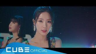 (여자)아이들((G)I-DLE) - '덤디덤디 (DUMDi DUMDi)' Official Music Video