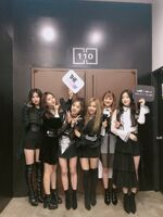 20180522 The Show Twitter Update -2