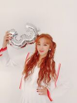 NEVERLAND Fanclub Countdown D-3 Yuqi