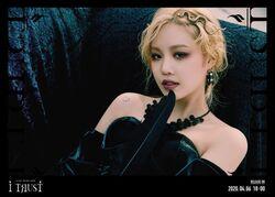 (G)I-DLE I trust Soojin Teaser