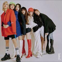 ELLE KOREA November Issue