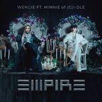 Wengie, Minnie EMPIRE Album Cover