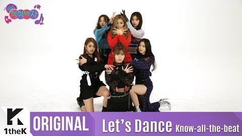 Let's Dance(렛츠댄스) (G)I-DLE((여자)아이들) LATATA