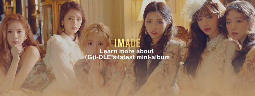 Welcome to the (G)I-DLE Wiki I Made Album