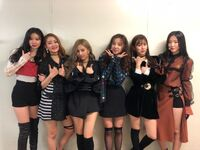 20180506 (G)I-DLE SNS Update -2