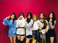 20180513 (G)I-DLE SNS Update -4